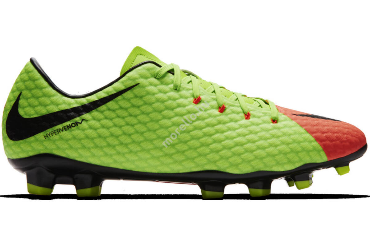 Nike FÉRFI Men's Nike Hypervenom Phelon III (FG) Firm Ground Football Boot 6.5