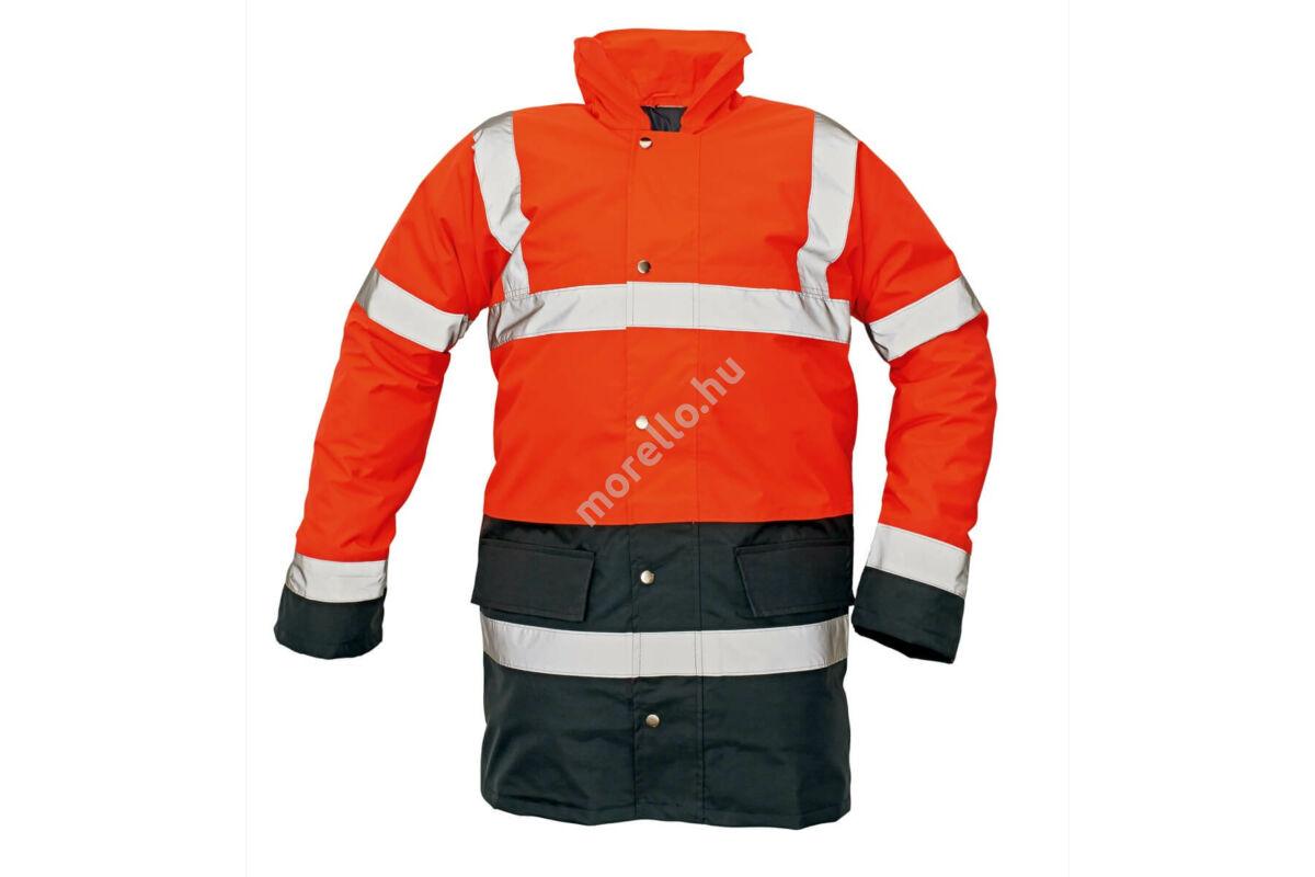 CERVA SEFTON Bélelt és vízhatlan jólláthatósági Kabát ... 7e0537b728