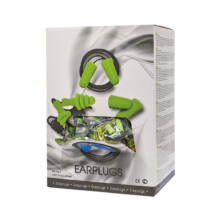 Ed Comfort Plug Corded Detect Kék