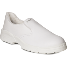 CHEF WHITE S2 SRC Munkavédelmi Belebújós Cipő