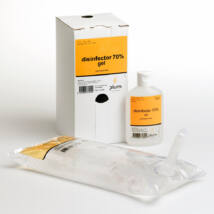 Plum Disinfector 70% Kézfertőtlenítő 1.4 L Gél 8/Krt