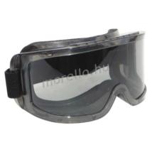Lux-Optical HUBLUX Gumipántos Vegyszerálló védőszemüveg Színezett lencsével és szivacsos kerettel