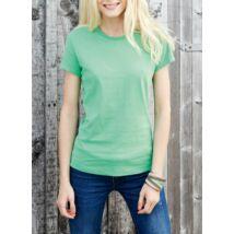 Ladiesˊ Short Sleeve Vintage T-Shirt