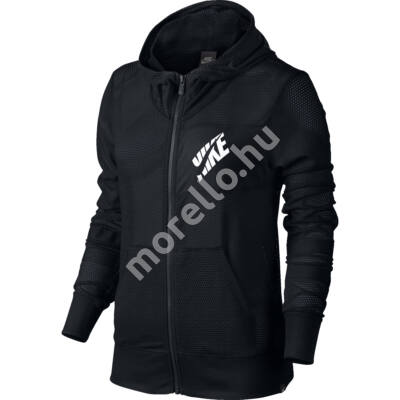 78296e3e5f39 Nike Nike Mesh Full-Zip - 726486-010 - Cipzáros Pulóver