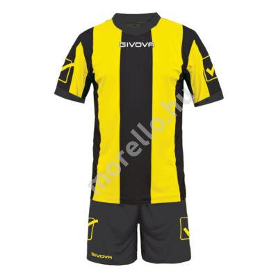 Catalano Mez+Nadrág, sárga-fekete