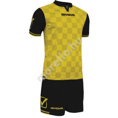 Competition Mez+Nadrág, sárga-fekete