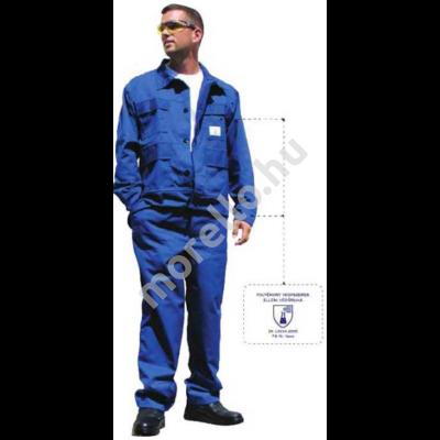 Savvédő derekas munkaruha Kabát