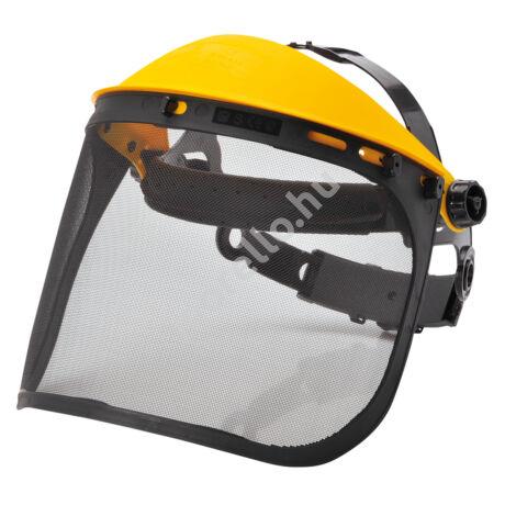 Hálós arcvédő