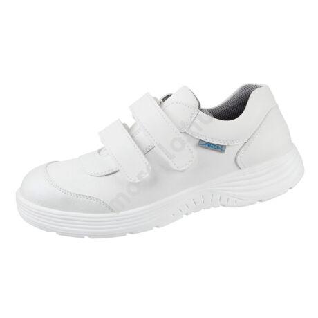 711047 Alacsony szárú fehér munkavédelmi cipő 35-48