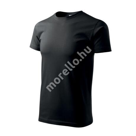 Basic pólók férfi fekete 3XL