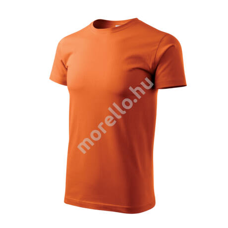 Basic pólók férfi narancssárga 4XL