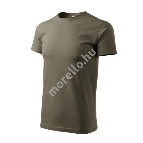 Basic pólók férfi army M