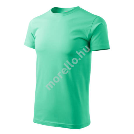Basic pólók férfi menta L