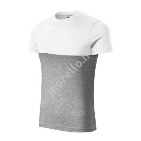 Connection pólók unisex fehér XS