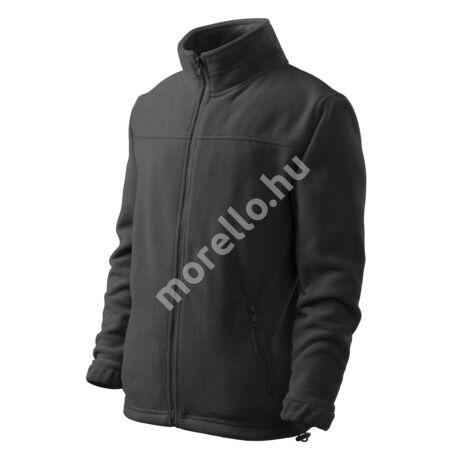 Jacket polár gyerek acélszürke 158 cm/12 éves