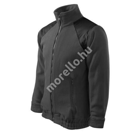Jacket Hi-Q polár unisex acélszürke L