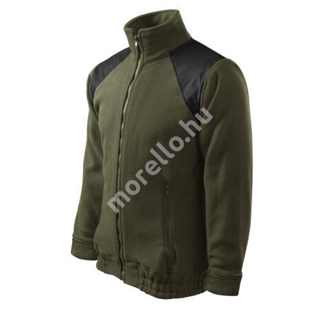 Jacket Hi-Q polár unisex military 2XL