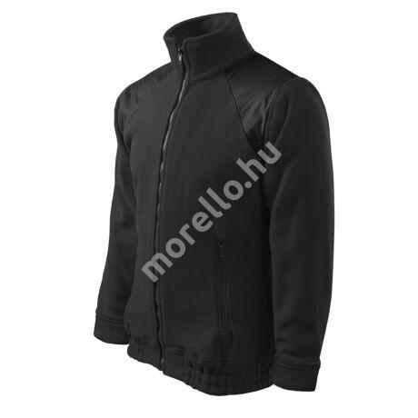 Jacket Hi-Q polár unisex ébenszürke XL