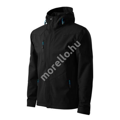 Nano softshell kabát férfi fekete S