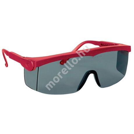 Pivolux - Állítható. Piros Keret. Sötét Lencsés Szemüveg