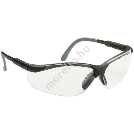 Miralux - Víztiszta. Fekete Keretes Szemüveg