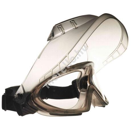 Stormlux - Gumipántos Szemüveg + Arcvédő