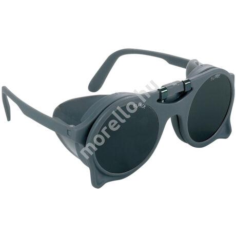 Eurolux - Száras Szemüveg Felhajtható Üveg. Oldalvédő