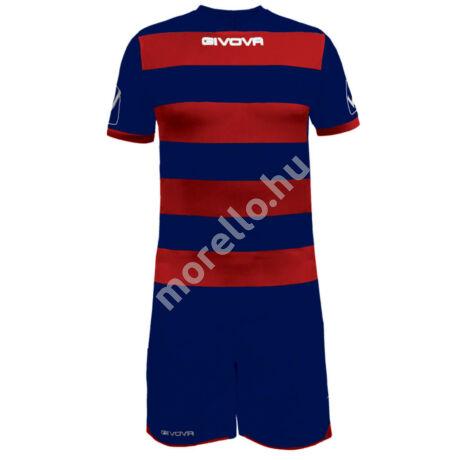 Rugby Mez+Nadrág, Sötétkék-Piros