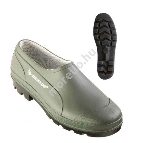 c8f3fc7c84 DUNLOP Dunlop Wellie Zöld Pvc Kalucsni - D956-ganteline - Gumicsizma ...