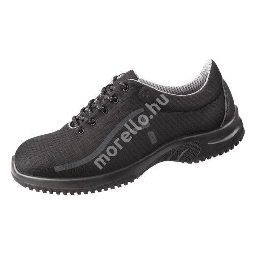1628 ABEBA-UNI6 S3 SRC fűzős fekete munkavédelmi cipő 35-48