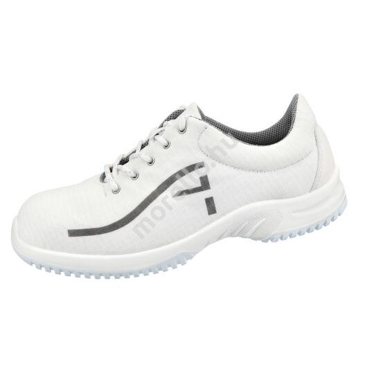 1629 ABEBA-UNI6 S3 SRC fűzős fehér munkavédelmi cipő 35-48