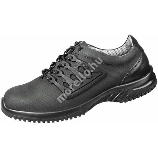 1765 ABEBA-UNI6 S3 SRC fűzős fekete munkavédelmi cipő 35-48