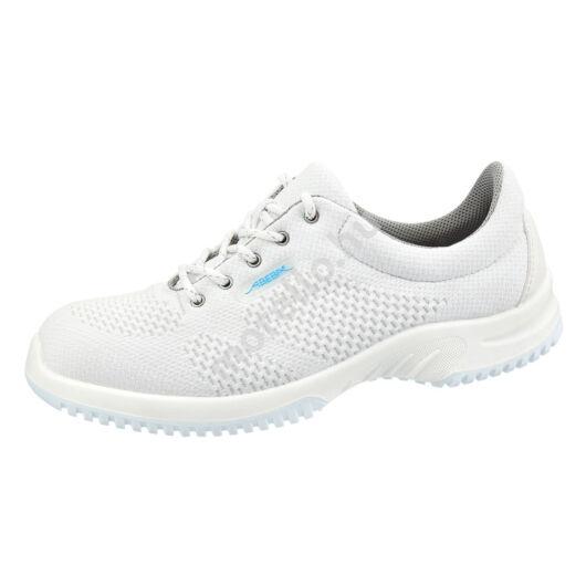 1772 ABEBA-UNI6 S2, Src Fűzős fehér Munkavédelmi Cipő 35-48