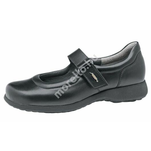 3030 ABEBA-SERVICE O1, Src FEKETE Női Munkavédelmi Cipő 36-42
