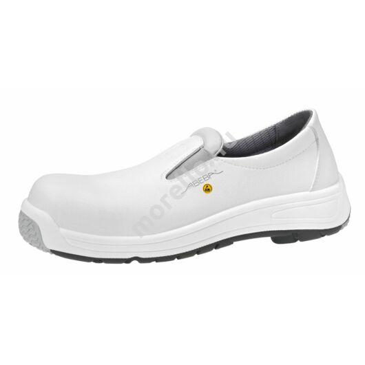 31392  ABEBA-STATIC CONTROL S2, Sra Esd fehér Munkavédelmi Cipő 36-47
