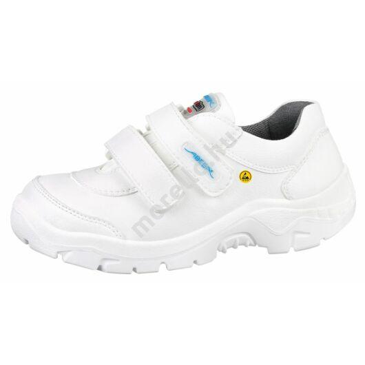 32140 ABEBA-ANATOM S2, Src Tépőzáras Esd fehér Munkavédelmi Cipő 36-48