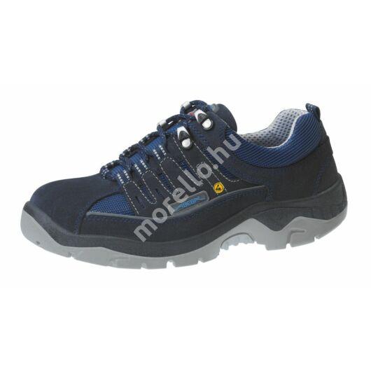 32247 ABEBA-ANATOM  S1P, Src Esd KÉK-FEKETE Munkavédelmi Cipő 36-48