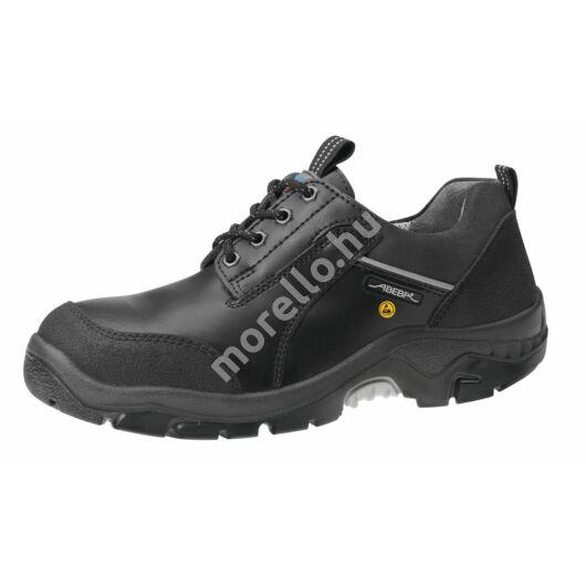 32256 ABEBA-ANATOM S3, Src Esd FEKETE Munkavédelmi Cipő 36-52