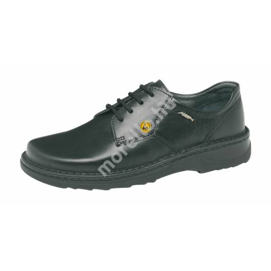 35710 ABEBA-REFLEXOR O1, Srb fekete Munkavédelmi Cipő 40-46