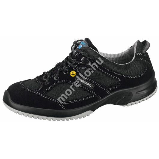 36721 ABEBA-UNI6 O1 Src ESD fekete Munkavédelmi Cipő 35-48