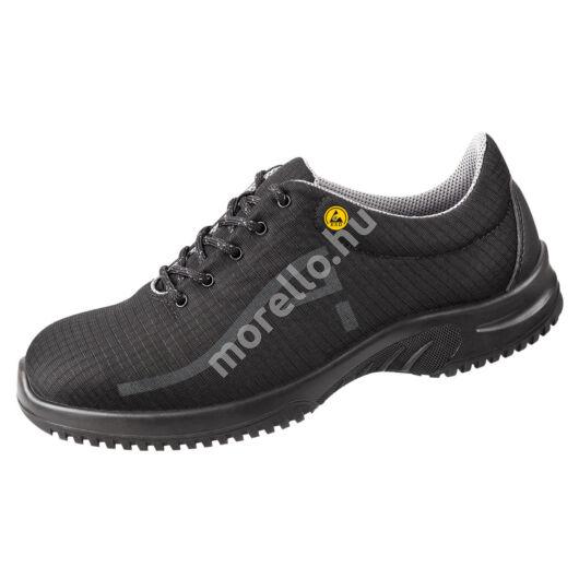 36728 ABEBA-UNI6 O2 ESD SRC fűzős fekete munkavédelmi cipő 35-48
