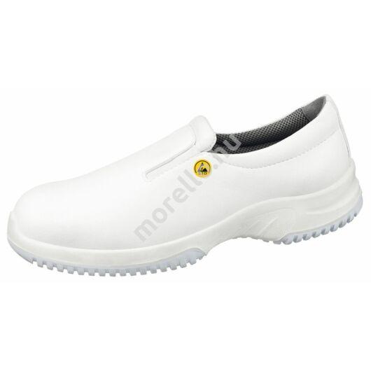 36740 ABEBA-UNI6 O2, Src Esd Belebújós  fehér Munkavédelmi Cipő 35-48