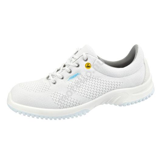 36772 ABEBA-UNI6 O2 ESD SRC fűzős kék munkavédelmi cipő 35-48
