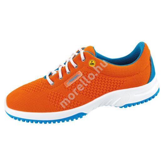 36774 ABEBA-UNI6 O2 SRC ESD fűzős narancsárga munkavédelmi cipő 35-48