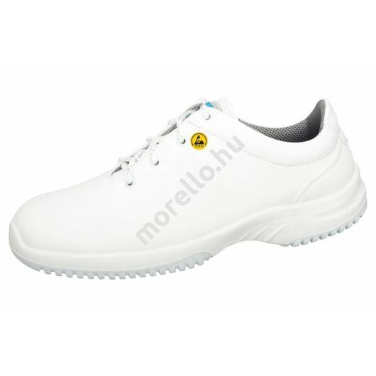 36780 ABEBA-UNI6 O2 Src ESD fehér fűzős Munkavédelmi Cipő 35-48