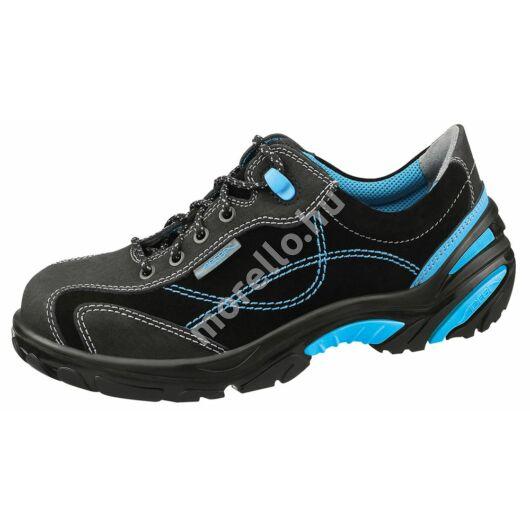 4621  ABEBA-CRAWLER S2, Src fekete Munkavédelmi Cipő 36-48