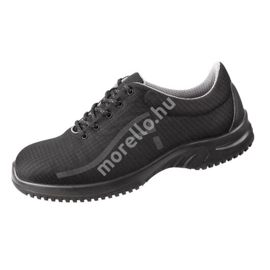 6728 ABEBA-UNI6 O2 SRC fűzős fekete munkavédelmi cipő 35-48