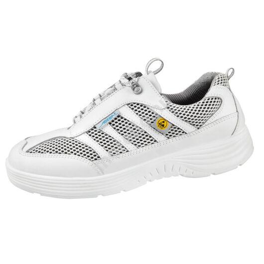 7131058 ABEBA-X-LIGHT S1 SRC ESD fehér munkavédelmi cipő 35-48