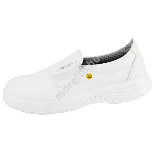 7131128 ABEBA-X-LIGHT O2 SRC ESD fehér munkavédelmi cipő 35-48