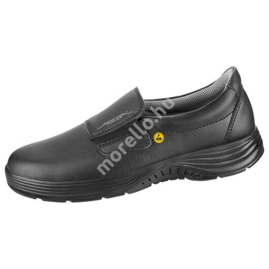7131129 ABEBA-X-LIGHT O2 SRC ESD fekete munkavédelmi cipő 35-48